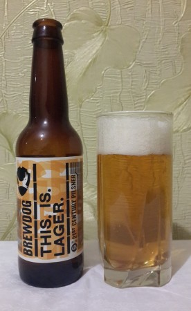BrewDog This.Is.Lager.