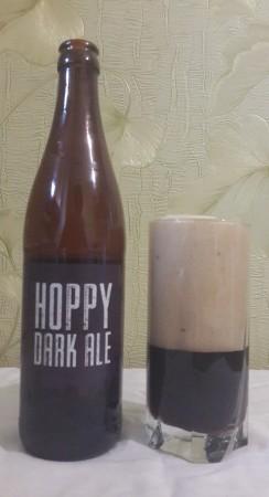 BrewRock! Hoppy Dark Ale