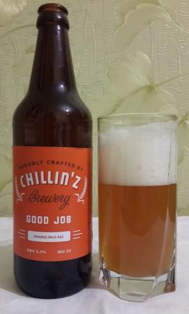 Chillin'z Good Job