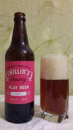 Chillin'z  Play Beer