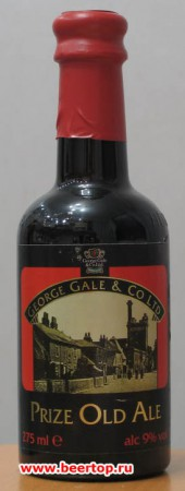 George Gale Prize Old Ale 5 y.o.