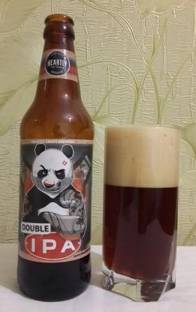 Heartly Craft Hardcore Panda Double IPA