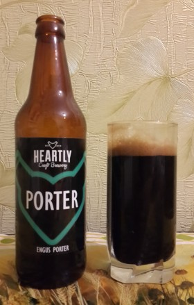 Heartly Craft Engus Porter