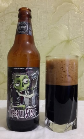 Heartly Craft Russian Imperial Stout