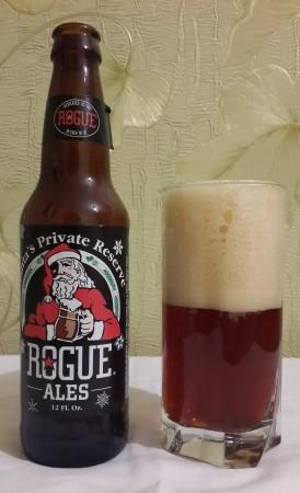 Rogue Santa's Private Reserve Ales