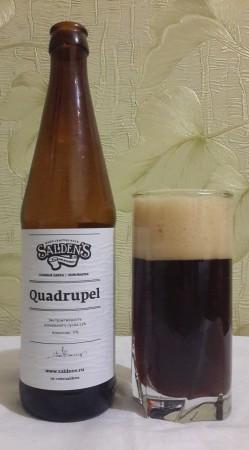 Salden's Quadrupel
