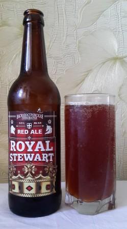 Василеостровское Royal Stewart Red Ale
