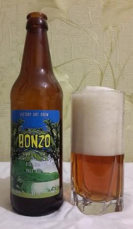 Victory Art Brew Bonzo OPA